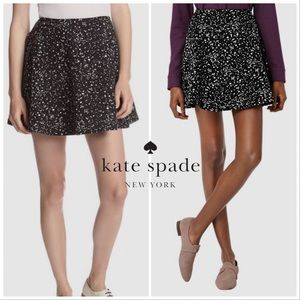 Kate Spade ♠️ NWOT Saturday circle skirt - galaxy